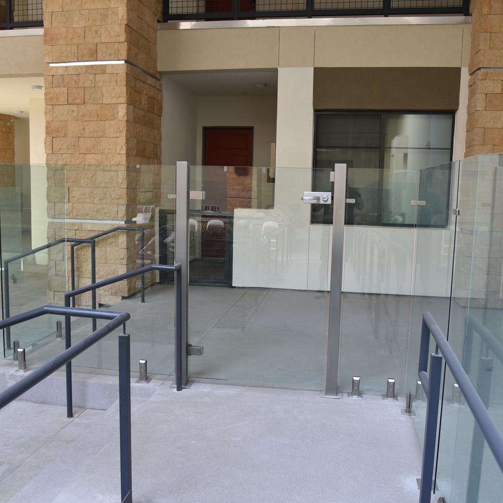 Scottsdale Quarter Pool Guard Fencing / Guardrail